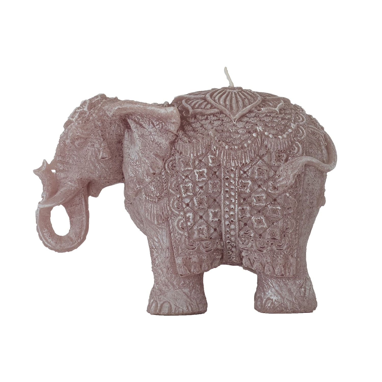Vela decorativa Elefante